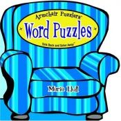 book cover of Armchair Puzzlers: Word Puzzles by Maria Llull