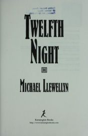 book cover of Twelfth Night by Michael Llewellyn