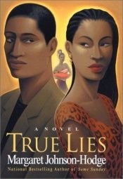 book cover of True Lies by Margaret Johnson-Hodge