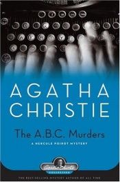 book cover of The A.B.C. Murders by Agatha Christie|Sophie Hannah