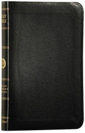 book cover of ESV Personal Size Reference Bible (TruTone, Charcoal, Crown Design) by