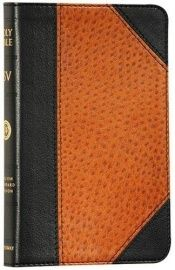 book cover of ESV Compact Bible, Trutone, Black by author not known to readgeek yet