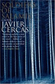 book cover of Soldiers of Salamis by Javier Cercas