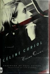 book cover of Voice over by Celine Curiol