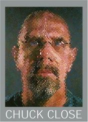 book cover of Chuck Close: Self-Portraits Boxed Postcards (cards) by Chuck Close