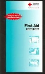 book cover of First Aid Skill Card by