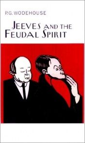 book cover of Jeeves och feodalandan by P.G. Wodehouse