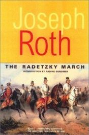 book cover of Radetzkymars by Joseph Roth