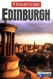 book cover of Edinburgh (Insight Guides) by Brian Bell|Douglas Corrance
