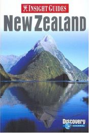 book cover of Insight Guide New Zealand (Insight Guide New Zealand) by Craig Dowling