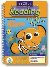 book cover of Leap 1 Reading Disney Pixar Finding Nemo by Leap Frog