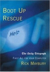 book cover of Boot Up Rescue by Rick Maybury