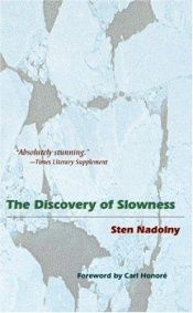 book cover of The Discovery of Slowness by Sten Nadolny