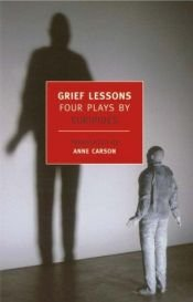 book cover of Grief Lessons by Euripides