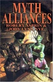book cover of Myth Alliances by Robert Asprin