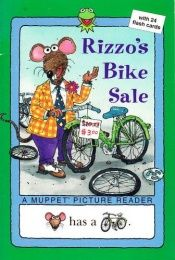 book cover of Rizzo's Bike Sale by Alison Inches