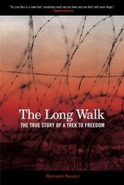 book cover of The Long Walk by Sławomir Rawicz