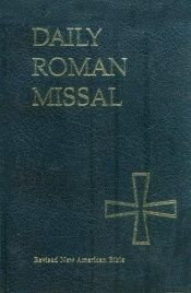 book cover of Daily Roman Missal (Latin Edition) by James Socias