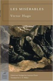 book cover of Nędznicy by Victor Hugo
