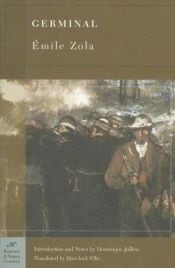 book cover of Жерминаль by Emile Zola