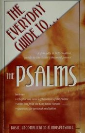 book cover of The Everyday Guide to the Psalms by author not known to readgeek yet