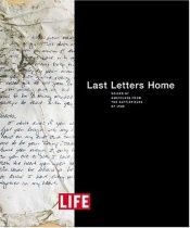 book cover of Last Letters Home by John McCain