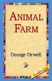 book cover of La Ferme des animaux by George Orwell