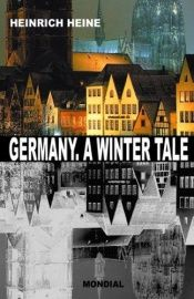 book cover of Germany. A Winter's Tale by Heinrich Heine