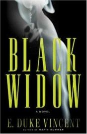 book cover of Black Widow by E. Duke Vincent
