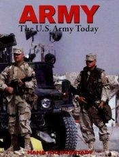 book cover of Army: The U.S. Army Today by Hans Halberstadt