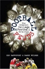 book cover of Football Feuds: The Greatest College Football Rivalries by Ken Rappoport