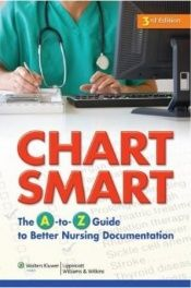 book cover of ChartSmart : the A-to-Z guide to better nursing documentation by Lippincott