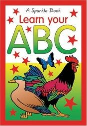 book cover of Learn You Abc (Sparkle Books) by The Book Company