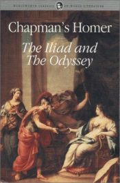 book cover of The Iliad and the Odyssey by Homer