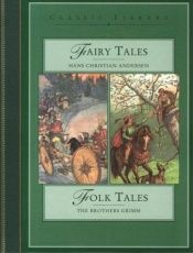 book cover of Fairy Tales by Hans Christian Andersen by Hans Christian Andersen