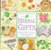book cover of Herbal Gifts by Jane Newdick
