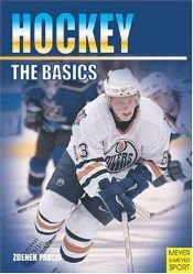book cover of Hockey: The Basics by Zdenek Pavlis