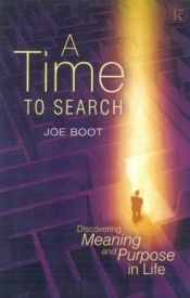 book cover of A Time to Search by Joe Boot