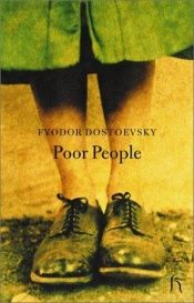 book cover of Poor people by Fyodor Dostoyevsky
