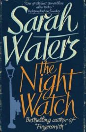 book cover of Nattevagt by Sarah Waters