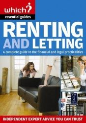 "book cover of Renting and Letting: Practical Legal and Financial Advice (""Which?"" Essential Guides) by Kate Faulkner"