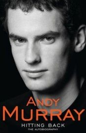 book cover of Hitting Back by Andy Murray