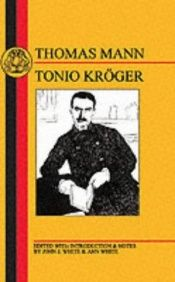 book cover of Tonio Krøger by Thomas Mann