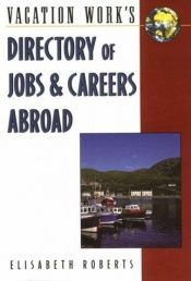 book cover of Directory of Jobs & Careers Abroad (Directory of Jobs & Careers Abroad, 10th ed) by