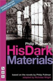 book cover of His Dark Materials by Philip Pullman