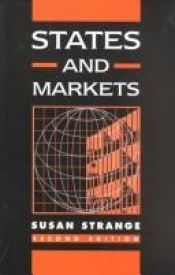 book cover of States and Markets: 2nd Edition by Susan Strange