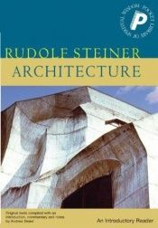 book cover of Architecture: An Introductory Reader (Pocket Library of Spiritual Wisdom) by Rudolf Steiner