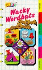 book cover of Wacky Wordbats (Funfax) by Barry Green