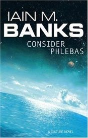 book cover of Consider Phlebas by Iain Banks
