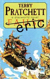 book cover of Eric by Terry Pratchett